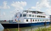 MS Alegria: Rollstuhl-Kreuzfahrten auf Flüssen mit Adelle Cruises