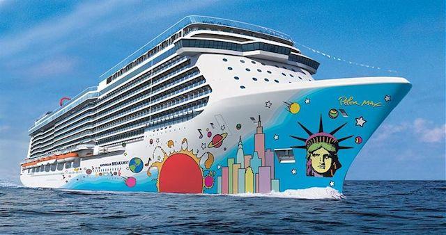 Norwegian Breakaway / © Norwegian Cruise Line