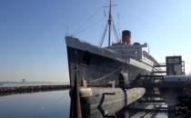 Queen Mary in Long Beach als Hotelschiff