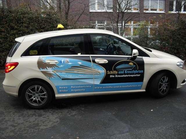 Schiffe und Kreuzfahrten Taxi in Hamburg
