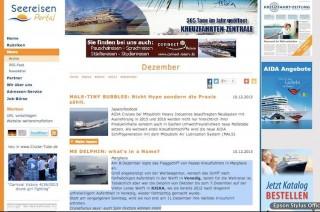 Seereisenportal vs. MS Delphin