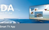 AIDA immer im eigenen TV: AIDA Smart TV App