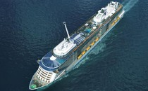 Livestream und Webcam: Emsüberführung Quantum of the Seas