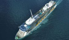 Video: Rohbau der Quantum of the Seas ist fertig auf der Meyer Werft