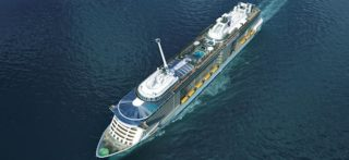 Quantum of the Seas Emsüberführung / © Royal Caribbean International