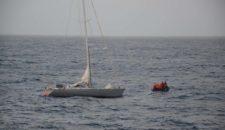 8 Menschen wurden von Costa Deliziosa auf hoher See gerettet
