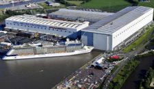 Meyer Werft wurde im Energiemanagement zertifiziert