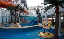 Norwegian Getaway: Kids Club & Wasserspielplatz