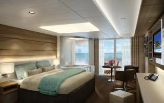 Spa Suite auf der Norwegian Escape / © Norwegian Cruise Line