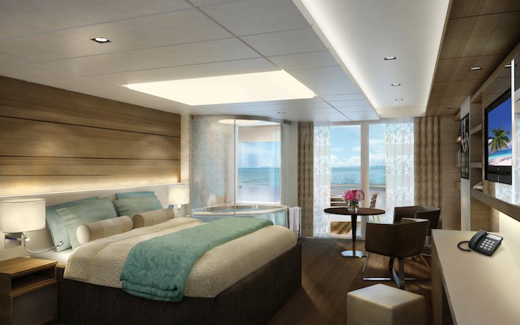 Spa Suite auf der Norwegian Escape / © Norwegian Cruise Line
