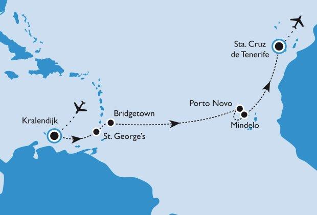 Kanaren und Kap Verde