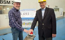 Baubeginn der Norwegian Escape auf der Meyer Werft