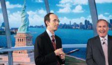 Adam Goldstein wird President und COO von Royal Caribbean Cruises Ltd.