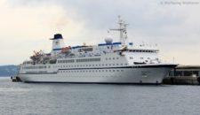 Reisebericht MS Berlin: Entspannende Fahrt mit einem renovierten Schiff der Träume