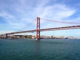 Tejo-Brücke Lissabon