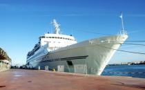 MS Delphin geht in Vollcharter: Sommersaison 2015 bei Passat Kreuzfahrten