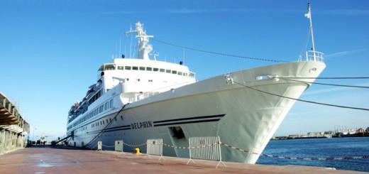 MS Delphin in Leixoes / Porto