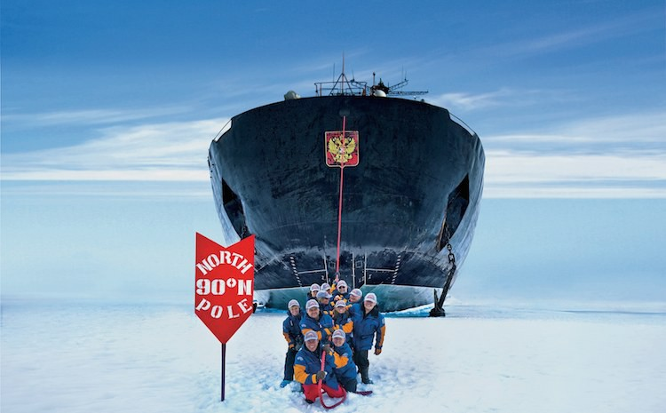 50 Years Of Victory Klein / © Poseidon Expeditions