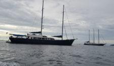 Reisebericht Sea Bird Segelschiff von Silhoutte Cruises im Detail