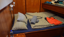 Sea Bird 3-Bettkabine von Silhouette Cruises (Seychellen)