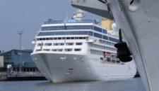 Kieler Kreuzfahrtsaison 2015 auf einen Blick