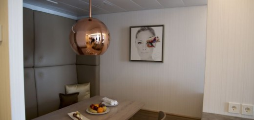 Mein Schiff 3: Essecke Helene Fische Suite 10001