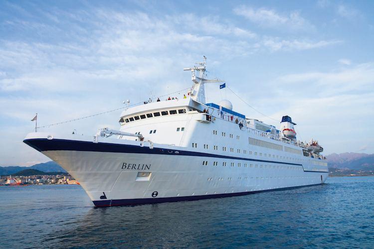 Die Berlin von FTI Cruises / © FTI
