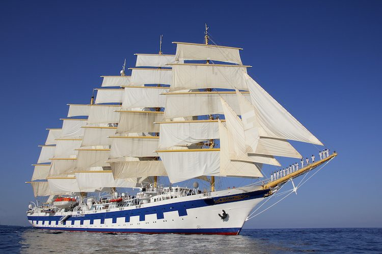 Royal Clipper / © Star Clipper