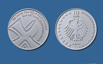 Die deutschen Seenotretter (DGzRS) erhält 10-Euro Gedenkmünze