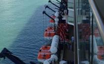 Feuer auf der Mein Schiff 3…