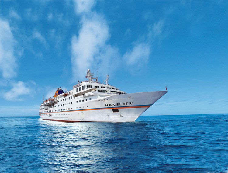 MS Hanseatic / © Hapag-Lloyd Cruises