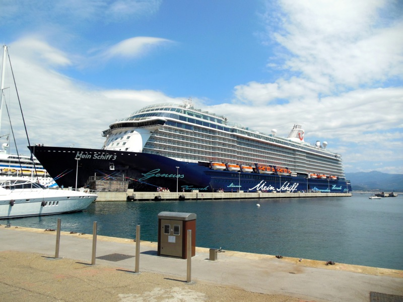 Mein Schiff 3 Korsika