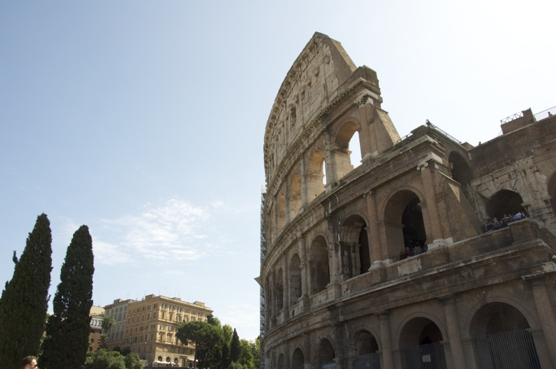Rom Colosseo