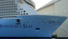 Bilder: Quantum of the Seas auf der Meyer Werft