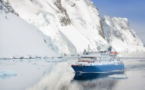 Poseidon Expeditions verhandelt mit Meyer Werft über Expeditionsschiff