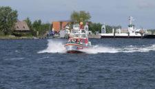"""Rettung vom Flusskreuzfahrtschiff """"MS Königstein"""": Seenotretter im Einsatz vor Rügen"""