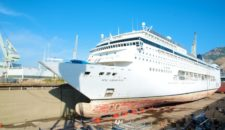 Bilder: MSC Armonia Verlängerung bei Fincantieri