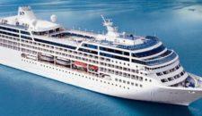 Ocean Princess geht als MS Sirena an Oceania Cruises im März 2016