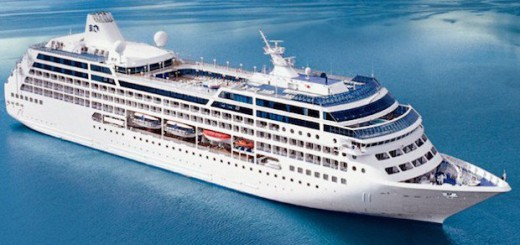 MS Sirene wird am 27.April 2016 in Barcelona getauft - Livestream / © Princess Cruises