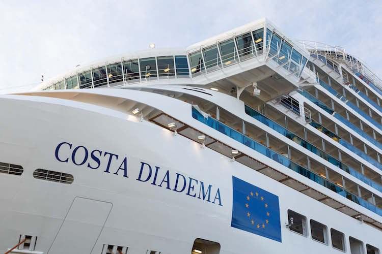 Costa Diadema / © Costa Kreuzfahrten