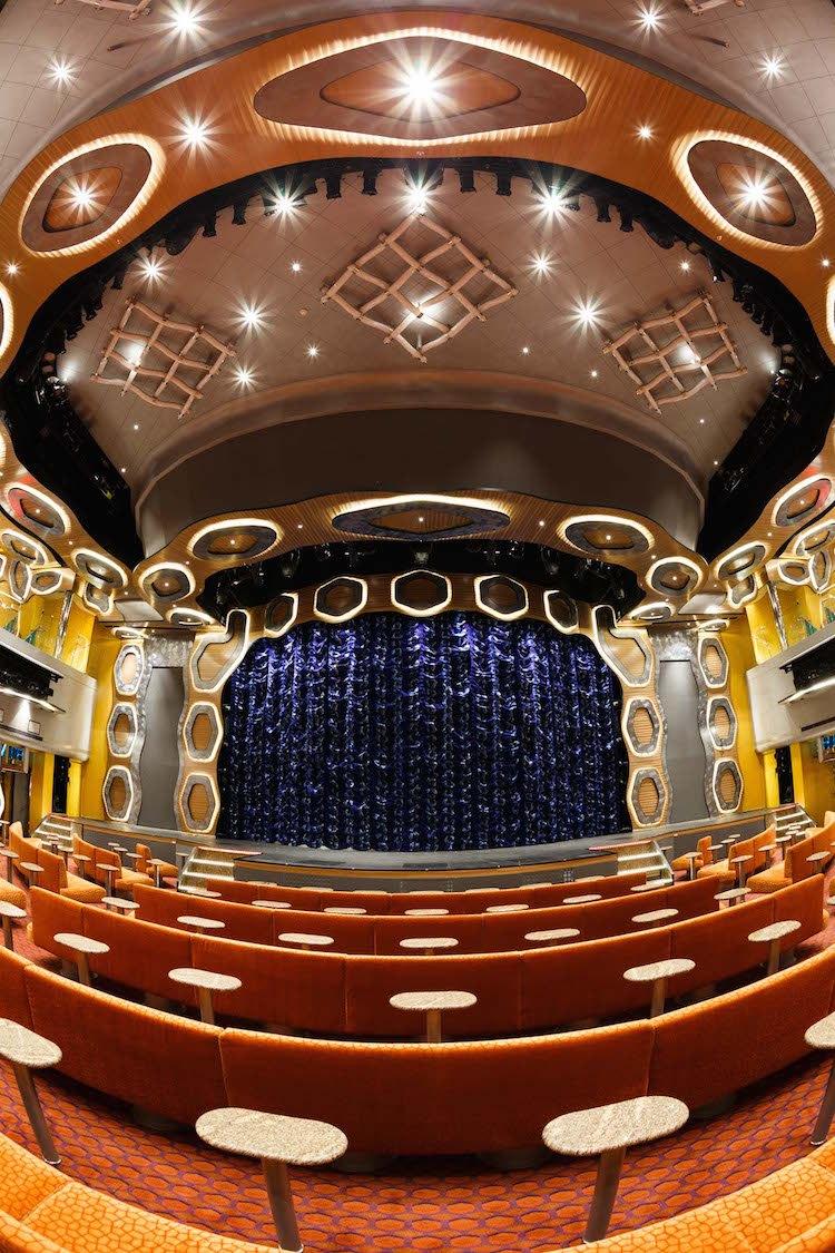 Costa Diadema Teatro Emerald / © Costa Kreuzfahrten