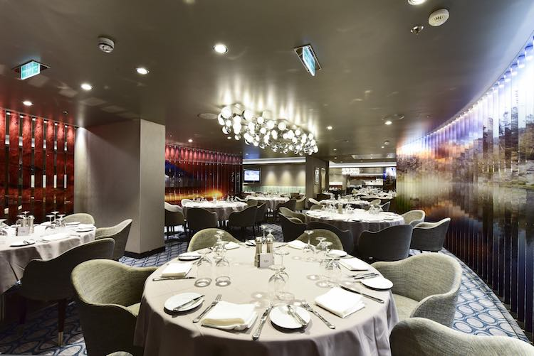 American Icon Grill auf der Quantum of the Seas / © Meyer Werft