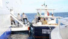 Carnival Miracle brachte Hilfsgüter zu Hurricane-Odile-Opfern nach Cabo San Lucas