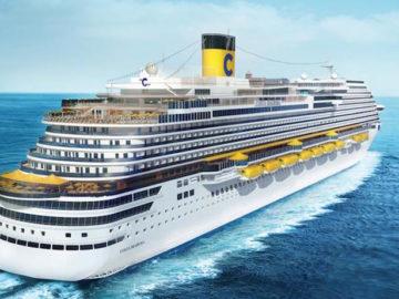 Costa Diadema - Orient Kreuzfahrten mit Dubai, Doha und Abu Dhabi / © Costa Cruises