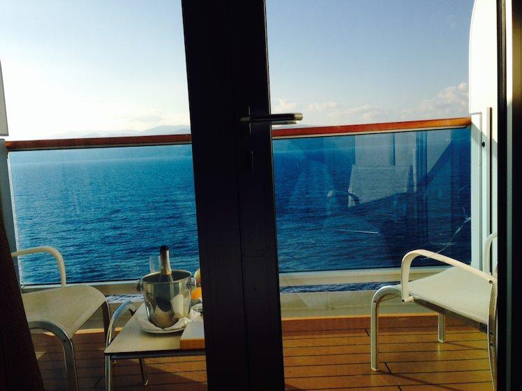 Costa Luminosa Balkonkabine
