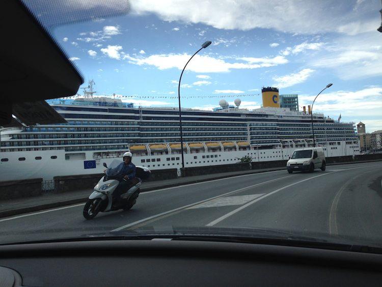 Costa Luminosa Reisebericht Mittelmeer Kreuzfahrt