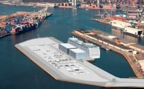 Hamburg Cruise Center 3: Rohbau soll bis Weihnachten dicht sein