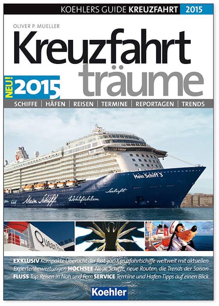 Koehlers Guide Kreuzfahrt 2015 / © Koehlers Verlagsgesellschaft