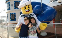 LEGO Spielzeug zieht bei MSC Kreuzfahrtschiffen ein