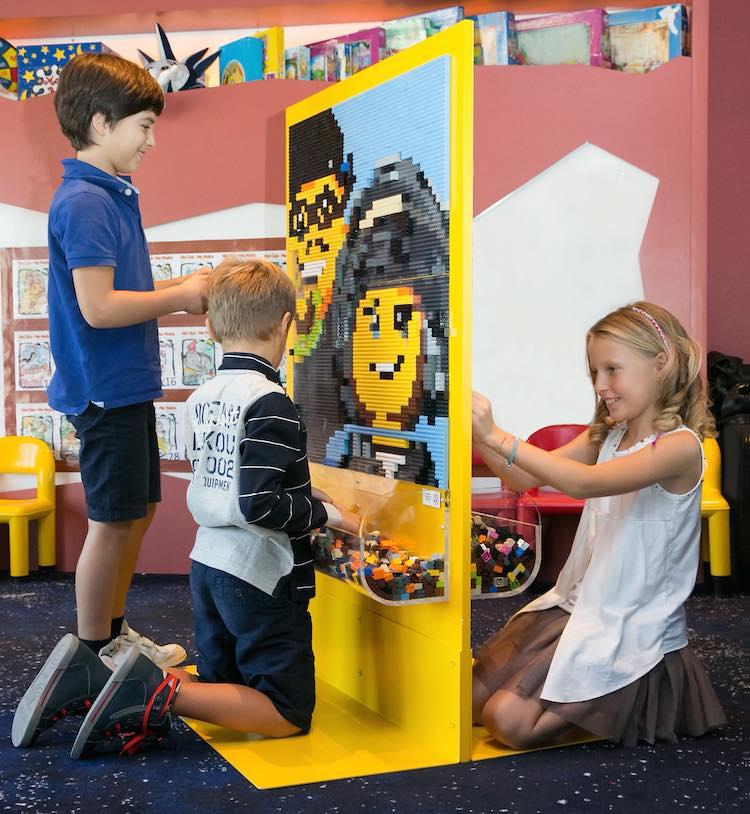 MSC Kreuzfahrten bringt LEGO an Bord der Kreuzfahrtschiffe.